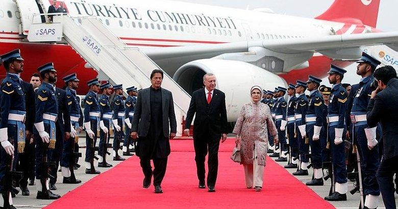 Pakistan Başbakanı'ndan dikkat çeken açıklamalar: Erdoğan ülkemizde seçime girse kazanır