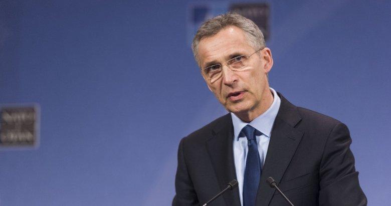 NATO Genel Sekreteri Jens Stoltenberg Türkiye'yi ziyaret edecek