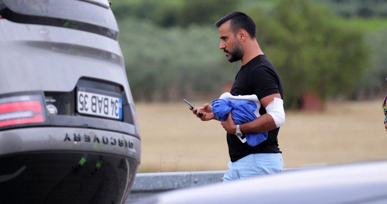 Alişan'ın yaptığı kazayla ilgili rapor ortaya çıktı