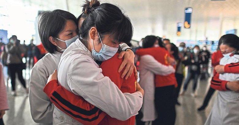Wuhan'da karantina sona erdi
