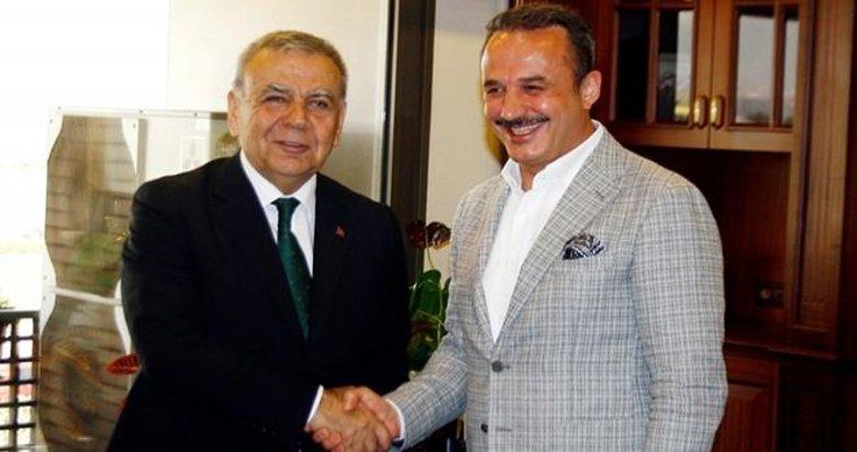 İzmir'de sürpriz zirve: Kocaoğlu AK Partili başkanlarla buluşacak!
