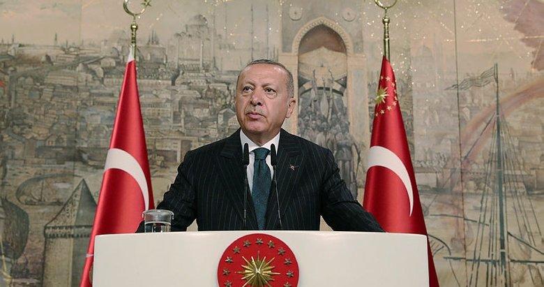 Başkan Erdoğan'dan 18. yıl mesajı: Dün bitti, geçti gitti, bugün yeni bir gündür