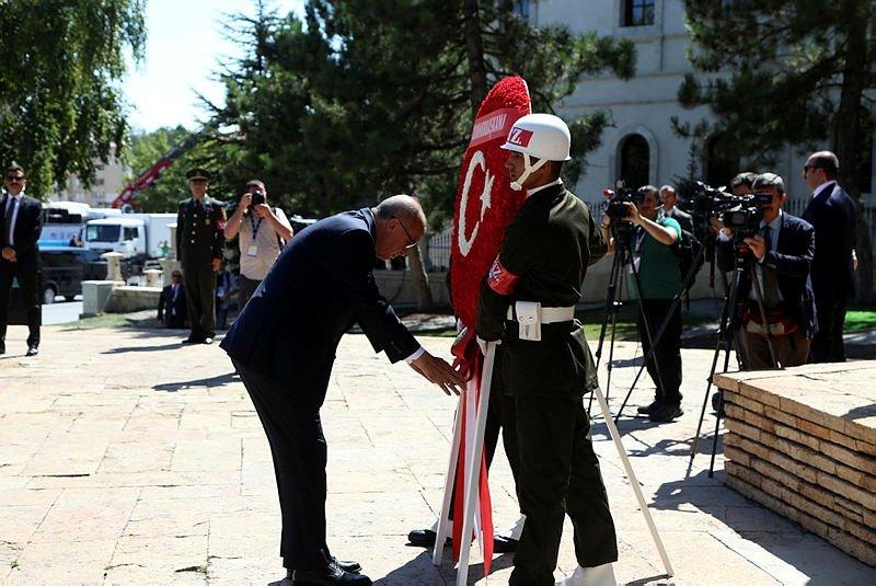 Sivas Kongresi'nin 100. Yıl Dönümü'nden öne çıkan kareler