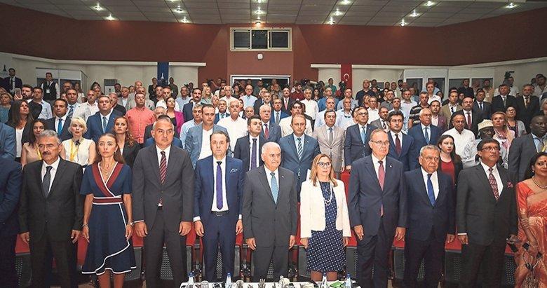 İzmir Fuarı 87. kez kapılarını açtı