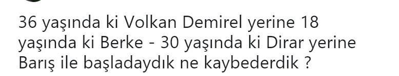 Benfica - Fenerbahçe maçı sonrası Volkan Demirele tepki!