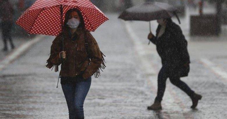 21 Nisan İzmir ve Ege hava durumu! Meteoroloji'den uyarı geldi