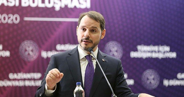 Hazine ve Maliye Bakanı Berat Albayrak'tan Azerbaycan'a destek mesajı