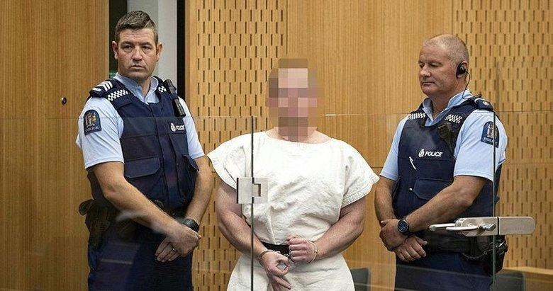 Yeni Zelanda'da camide katliam yapan teröristin Türkiye rotası