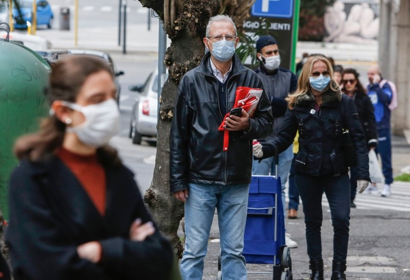 Koronavirüs salgınında ölü sayısı 16 bin 559'a yükseldi