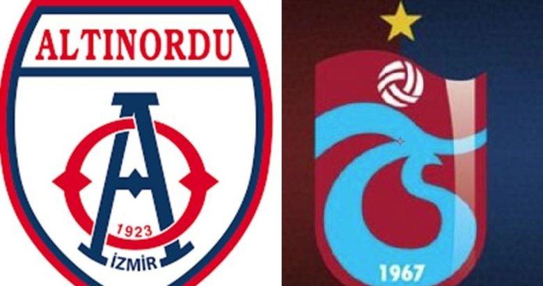 Altınordu ve Trabzonspor'dan Turgut Uçar anısına futbol turnuvası