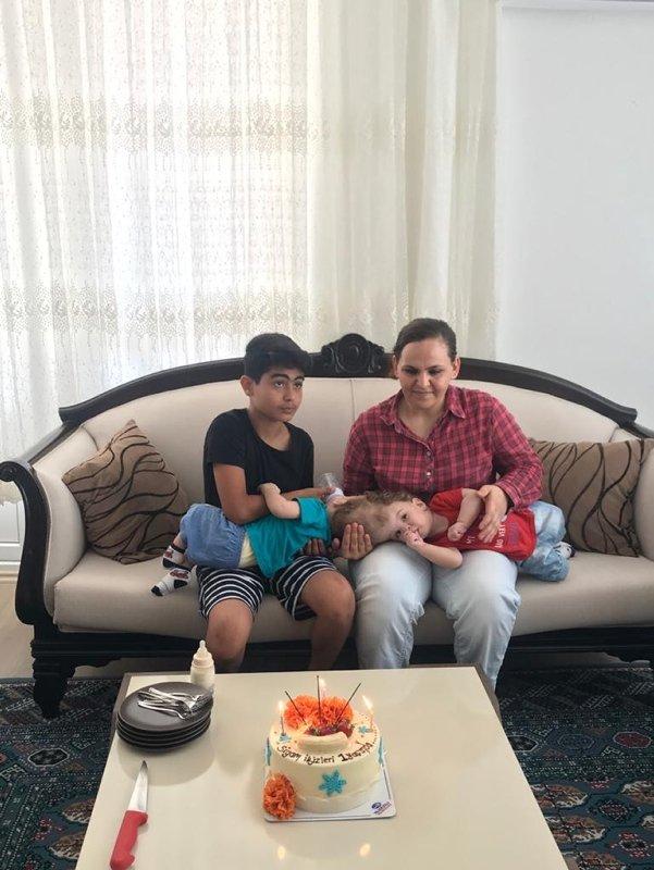 Başkan Erdoğan duyurmuştu! İşte ayrılan siyam ikizlerinin son hali...