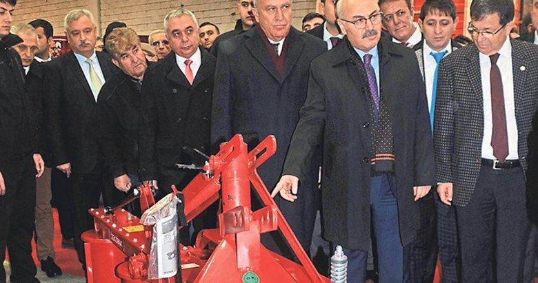 Aydın'da 8. Tarım Fuarı törenle açıldı