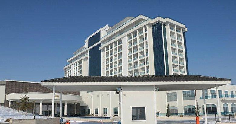 Afyonkarahisar'da 5 yıldızlı otel 240 milyona satılık