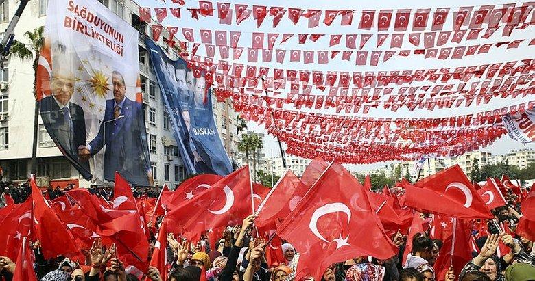 İzmir'de büyük gün! Cumhurbaşkanı Erdoğan ve Bahçeli pazar günü İzmir'de