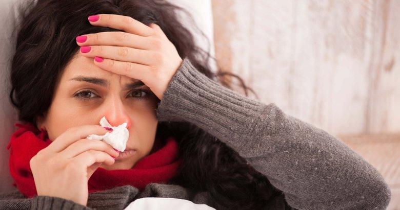 Gripten korunmanın yolları nelerdir? İşte gribe karşı etkili olan besinler...
