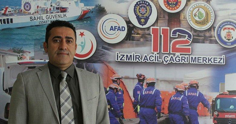 İzmir'de acil çağrılar tek numaraya geçiyor
