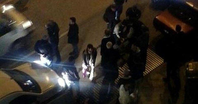 İzmir'deki silahlı kavgada 1 kişi yaralandı