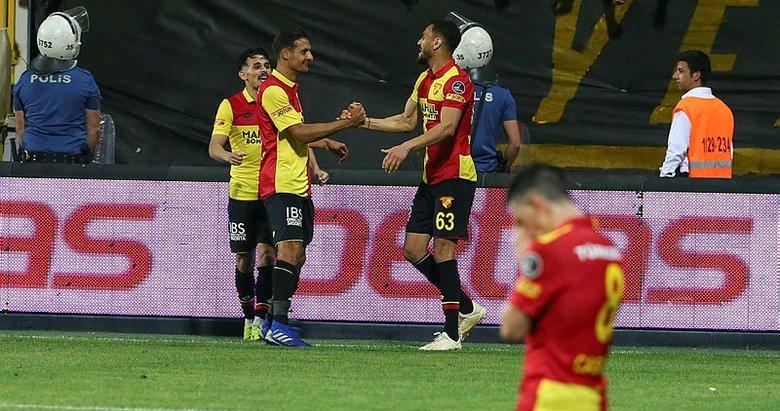 Süper Lig'e veda eden takımlar belli oldu! Göztepe kümede kaldı!