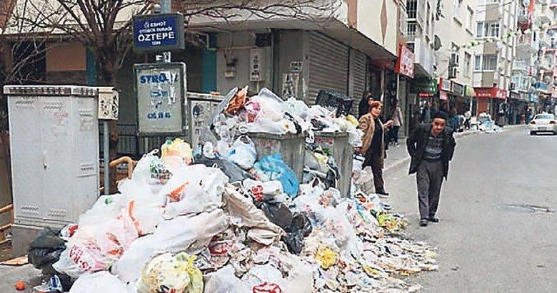 İzmirliye çöp kazığı