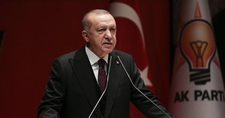 Başkan Erdoğan: Bay Kemal sen kiminle cirit atıyorsun?