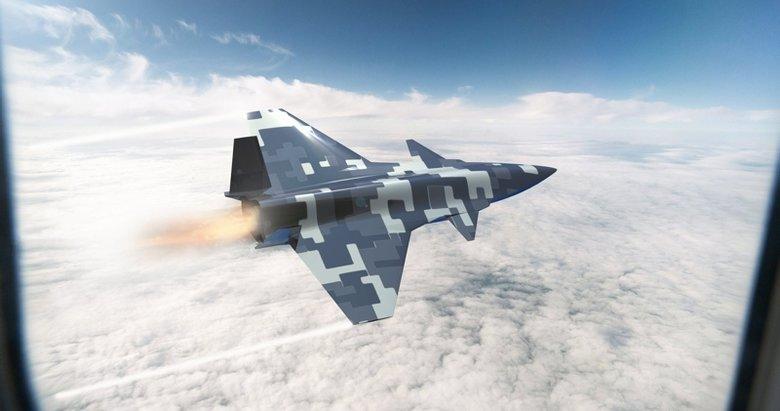 Milli muharip insansız uçağın ilk uçuşu Cumhuriyet'in 100. yılında