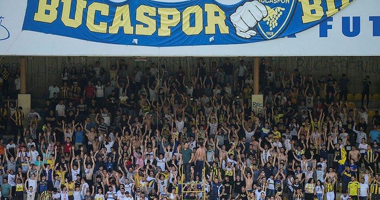 Bucaspor'da şok istifa