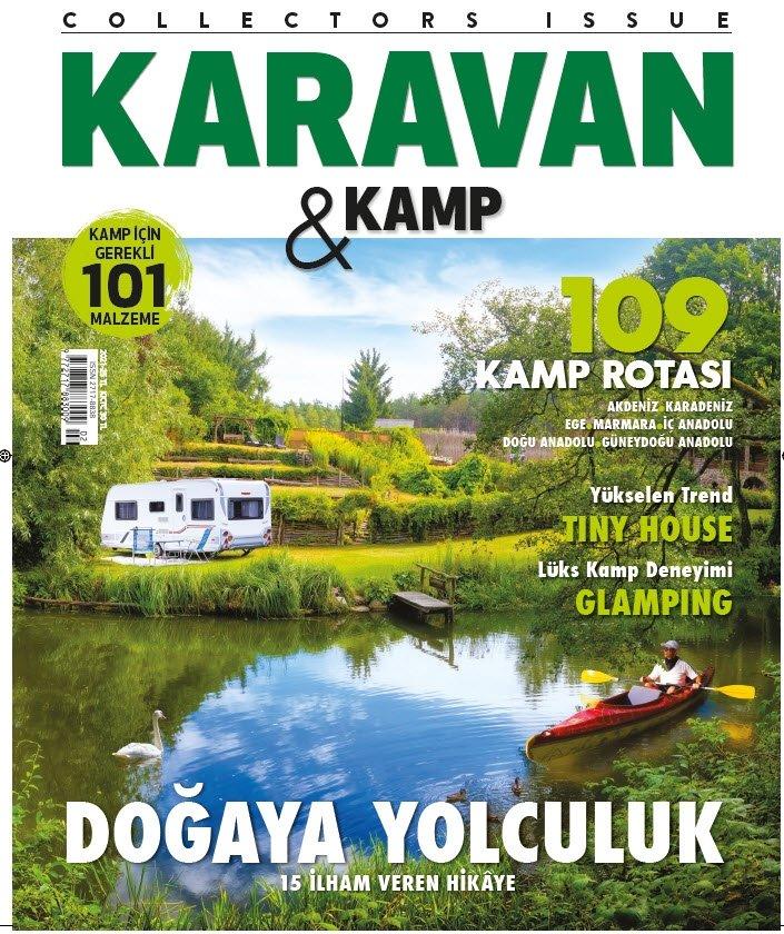 Karavan & Kamp dergisi çıktı