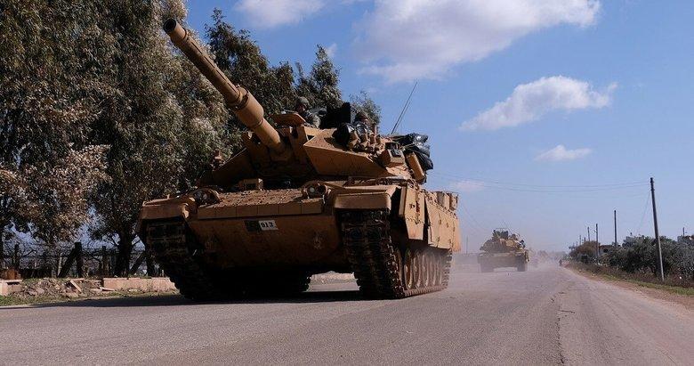 Son dakika: İdlib'deki Neyrab köyü ılımlı muhalifler tarafından rejimden alındı