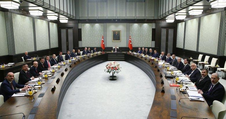 Kabine toplantısının ardından S-400 açıklaması