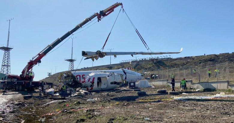 Pegasus uçağı soruşturmasında flaş gelişme