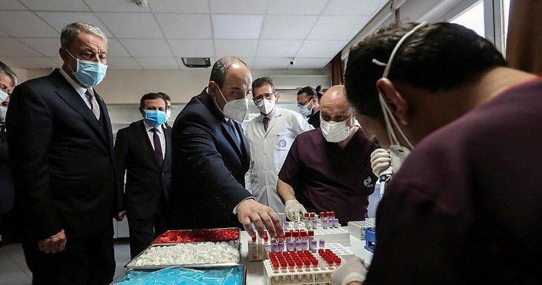 Bakan Varank: Yerli aşının Faz 2 sonuçları bu ay sonu Sağlık Bakanlığı'na iletilmiş olacak