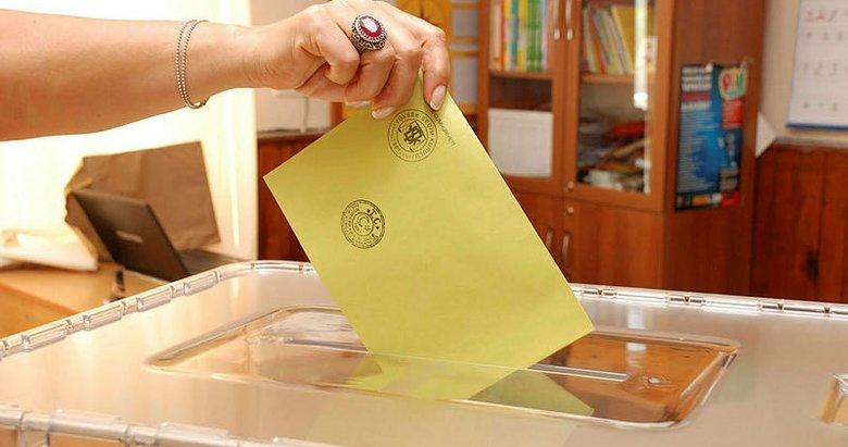 YSK seçmen sorgulama! Hangi sandıkta oy kullanacağım?