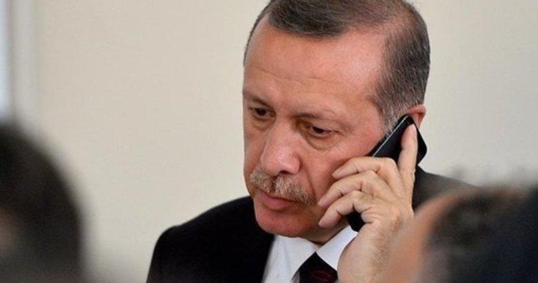 Başkan Erdoğan Etiyopya Başbakanı ile görüştü