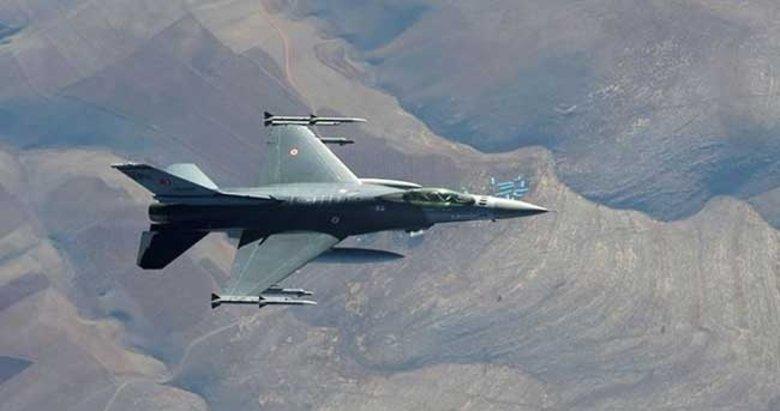 MSB: Irak'ın kuzeyinde 4 PKK'lı etkisiz hale getirildi