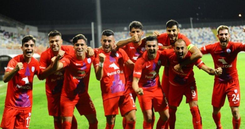 Ankaraspor 0 - Altınordu 3 MAÇ SONUCU