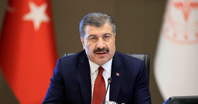 Sağlık Bakanı Fahrettin Koca İstanbul'daki koronavirüs vakalarında son durumu açıkladı