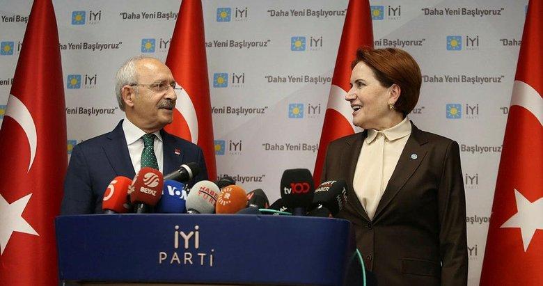İYİ Parti ile CHP ittifakı bitiyor mu? CHP yeni ittifak arayışı içine girdi!