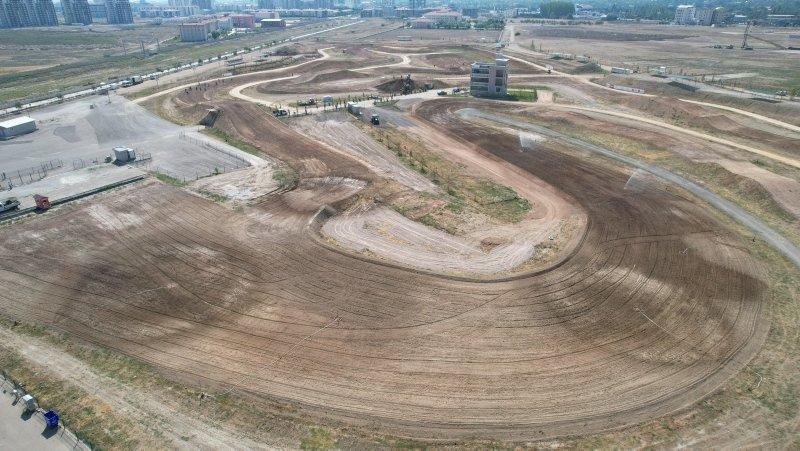 Afyonkarahisar'daki motor sporları parkuru tam not aldı