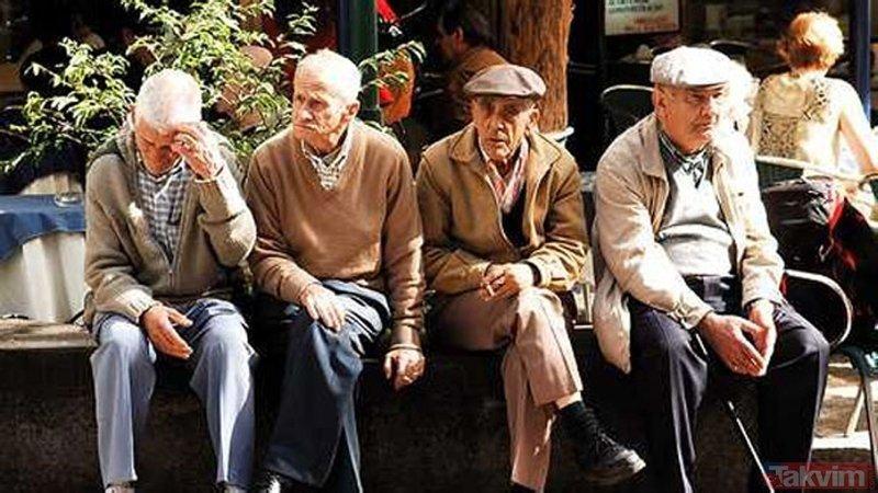 Emekli maaşına Ocak zammı! Güncel emekli maaşı ne kadar oldu?