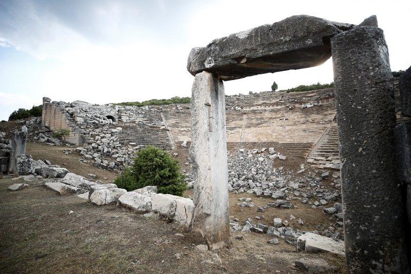 Gladyatörlerin şehri: Kibyra
