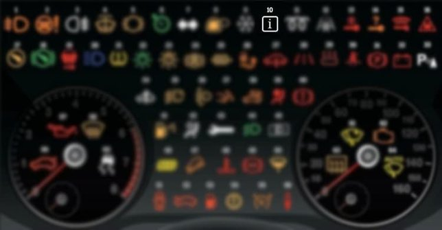 Sürücüler dikkat! Arabanızda bu ikaz işareti varsa...