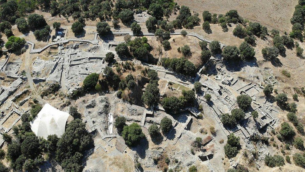 Troya Hazineleri, Hisarlık Tepe'nin kamulaştırılmasıyla kurtulmuş