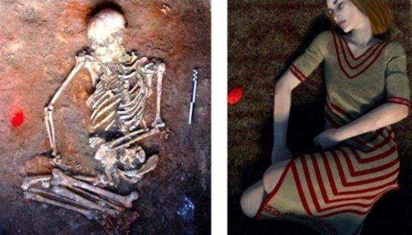 Bu iskeletler görenleri şaşırtıyor