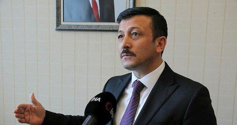 AK Partili Hamza Dağ'dan Kılıçdaroğlu'na: Tam bir Hitler propagandası yapıyor