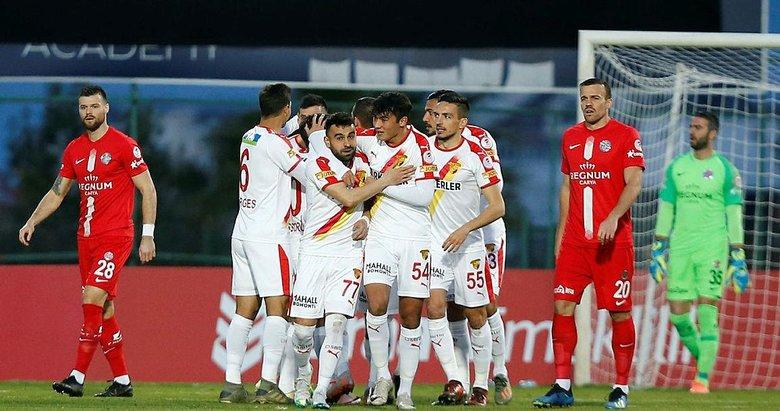 Antalyaspor 4 - 3 Göztepe / MAÇ SONUCU! İşte maçın golleri