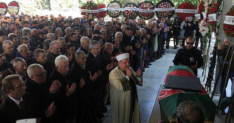 Spor hekimi Bülent Zeren'in cenazesi toprağa verildi
