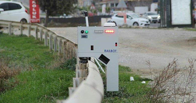 Trafik ihlali yapan robotta yakalanacak! İzmirli girişimci geliştirdi