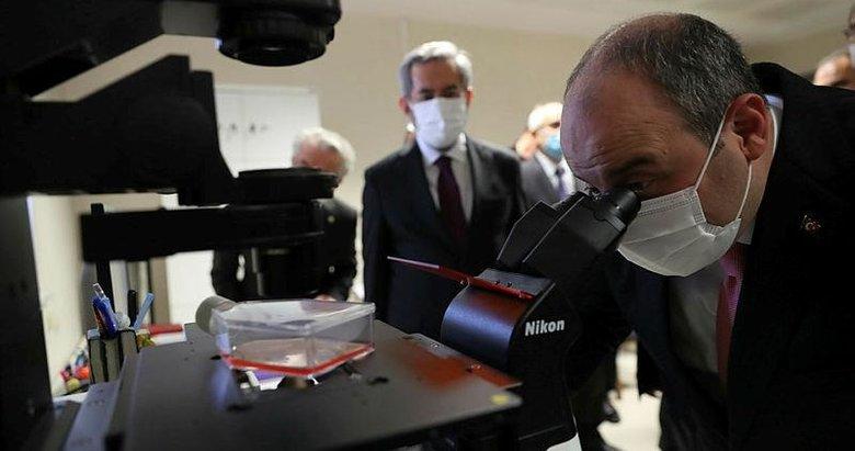 Bakan Varank: VLP aşısında Faz 2'ye geçmeyi planlıyoruz