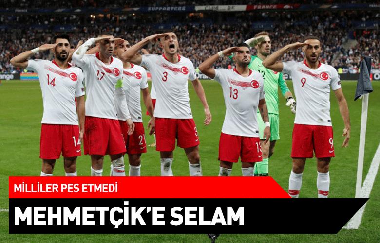 Türkiye, Fransa'dan puanla döndü