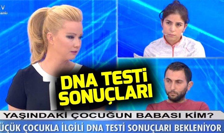 Müge Anlı Birgül Memiş olayındaki DNA test sonuçları belli oldu